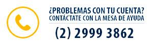 Mesa de Ayuda 2 2999 3862